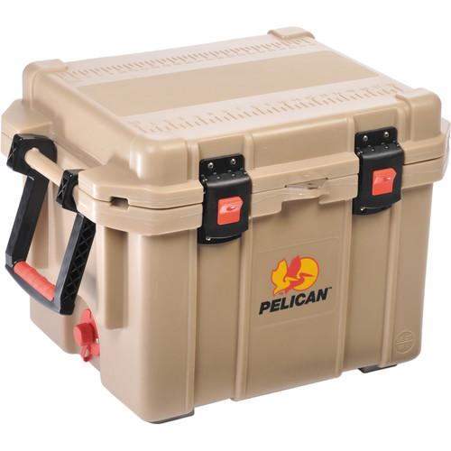 Pelican 35QT Elite Cooler (Outdoor Tan)