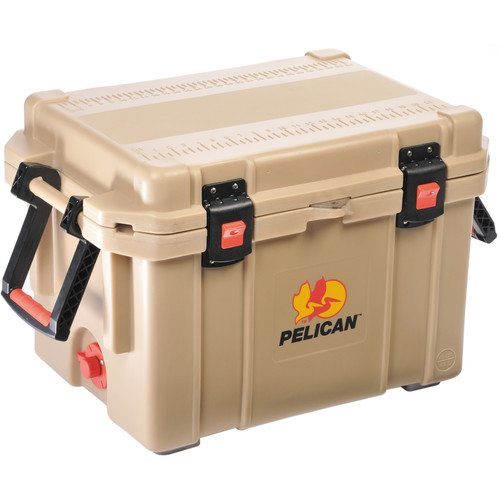 Pelican 45QT Elite Cooler (Outdoor Tan)