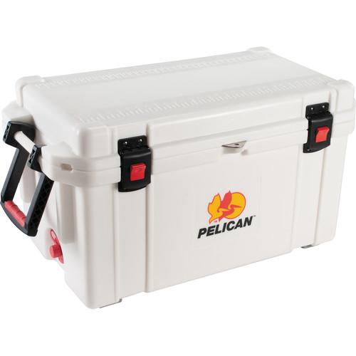Pelican 65QT Elite Cooler (Marine White)