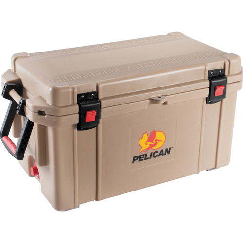 Pelican 65QT Elite Cooler (Outdoor Tan)