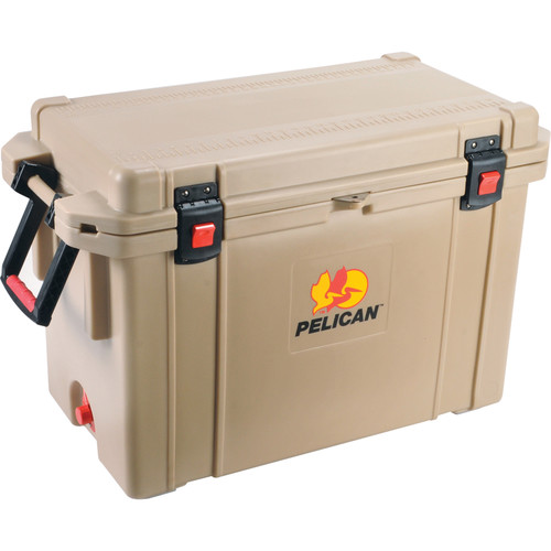 Pelican 95QT Elite Cooler (Outdoor Tan)