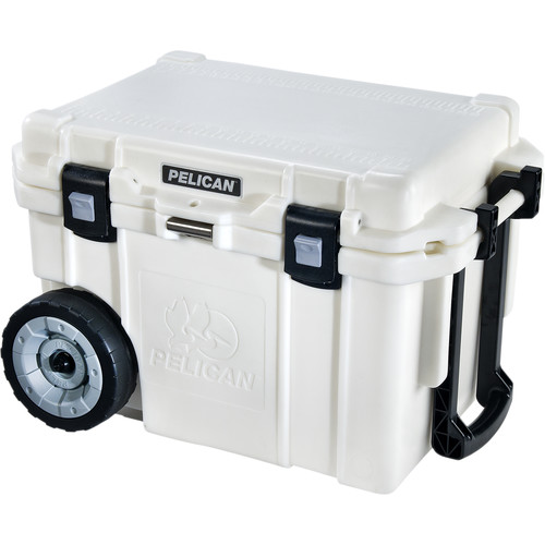 Pelican 45QW Wheeled Cooler (White)