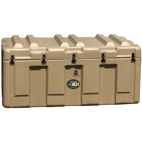 Pelican 472-463L-MM24 Pallet-Ready Case (Tan)