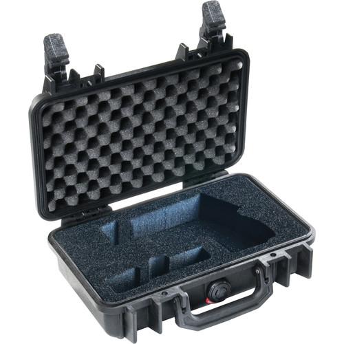Pelican 472-PPWC-CPC Single Pistol Case with Foam Insert (Desert Tan)