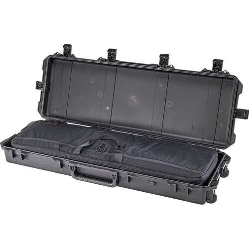 Pelican 472-PWC-DW3200 FieldPak Rifle Case with Soft Shell (Black/Black)