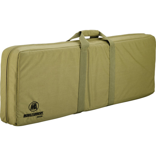 Pelican 472-PWC-DW3200 FieldPak Rifle Case with Soft Shell (OD Green/Coyote Tan)