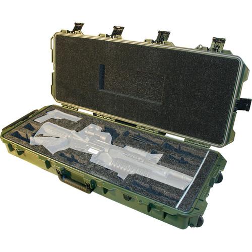 Pelican 472-PWC iM3200 Hard Case for One M4 SOPMOD (Black)