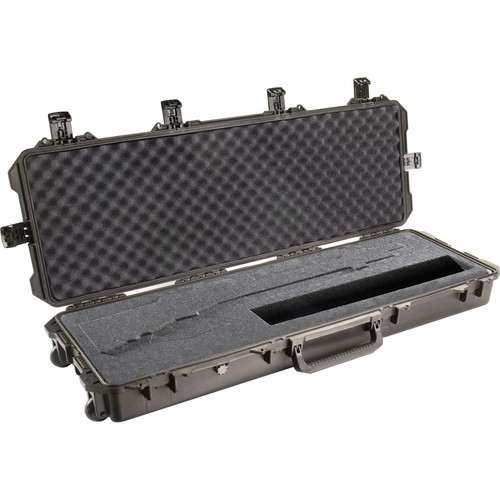 Pelican 472-PWC iM3200 Hard Case for One Remington 870 (Black)