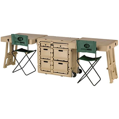 Pelican 472-FLD-DESK-DD Field Desk (Black)