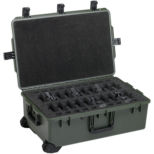 Pelican 472-IM2950-M9-20-BLK Pistol Case (Black)