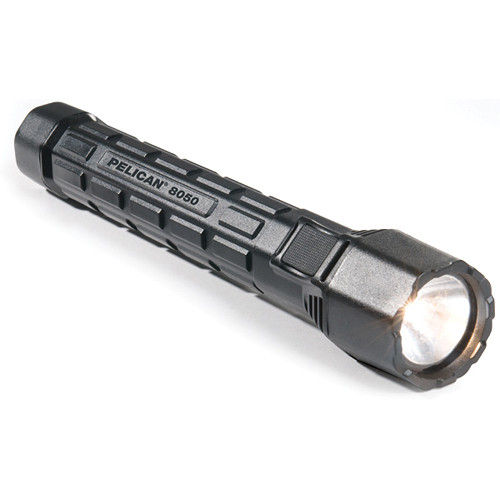Pelican 8050 M11 Rechargeable Xenon Flashlight (Black, without Charger)