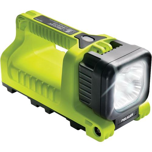 Pelican 9410L 7.2V LED Lantern 2207 Lumen Flashlight (Yellow)