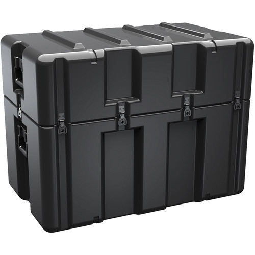 Pelican AL3620-1710-RP Single Lid Trunk-Style Case (Black)