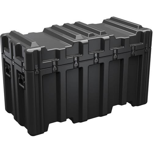Pelican AL5424-2306-RP Single Lid Trunk-Style Case (Empty, Black)
