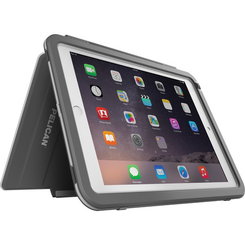 Pelican ProGear Vault Tablet Case for iPad Air 2 (Gray)