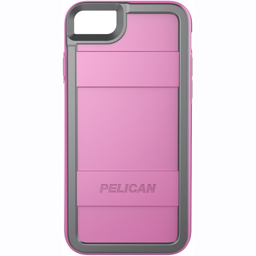 Pelican Protector Case for iPhone 7 (Pink/Gray)
