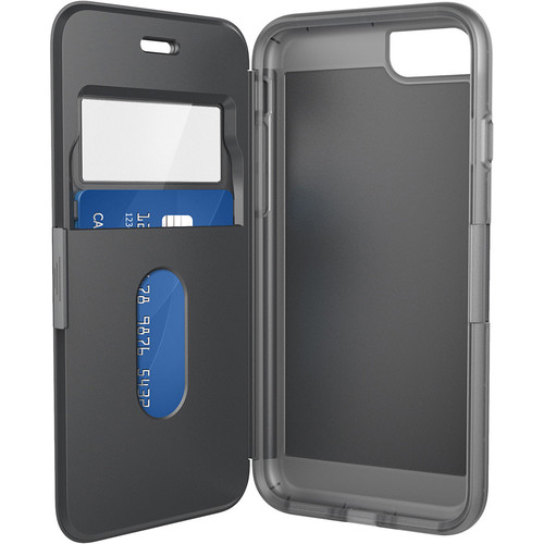 Pelican Vault Case for iPhone 7 (Black/Gray)