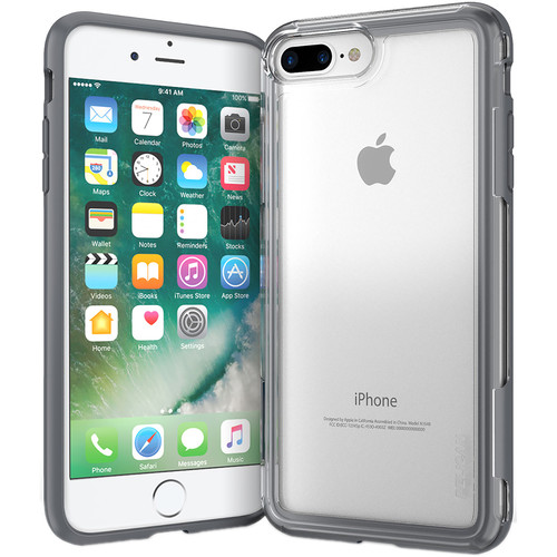 Pelican Adventurer Case for iPhone 7 Plus (Clear/Gray)