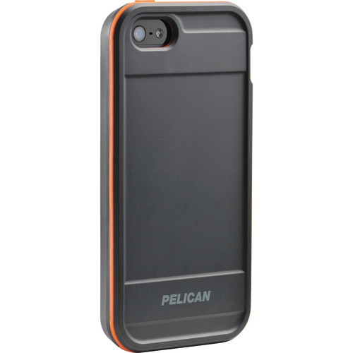 Pelican ProGear Protector Series for iPhone 5 (Gray / Orange)
