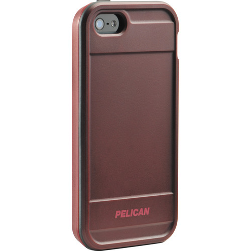 Pelican ProGear Protector Series for iPhone 5 (Red/ Gray)