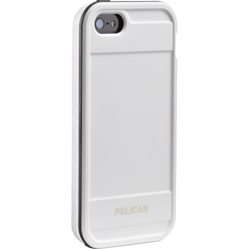 Pelican ProGear Protector Series for iPhone 5 (White / Gray)