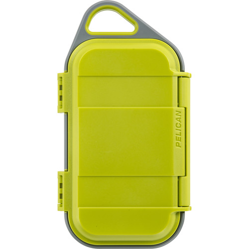 Pelican G40 Personal Utility Go Case (Lime/Gray)