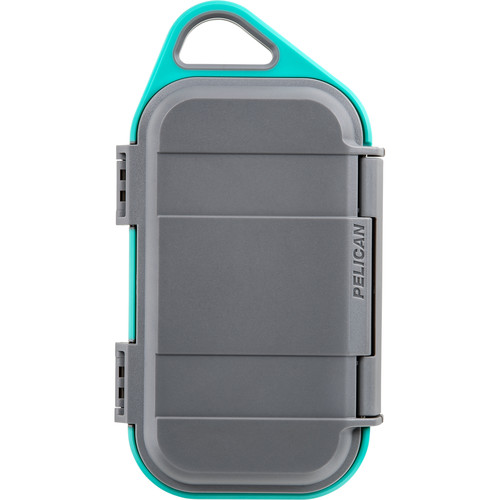 Pelican G40 Personal Utility Go Case (Slate/Teal)