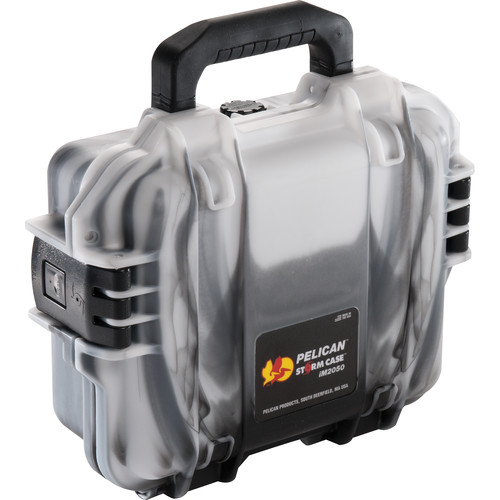 Pelican iM2050 Storm Case with Cubed Foam (Black Swirl)