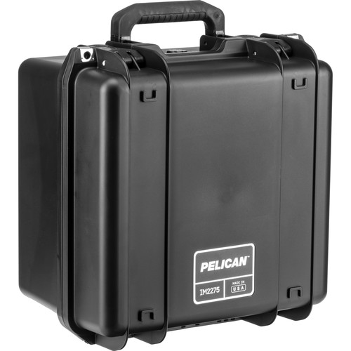 Pelican iM2275 Storm Case with Custom Foam for DJI Mavic Pro (Black)