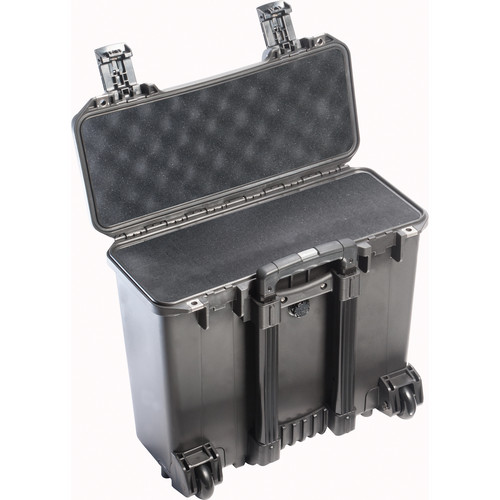 Pelican Storm iM2435 Top Loader Case with Foam (Black)