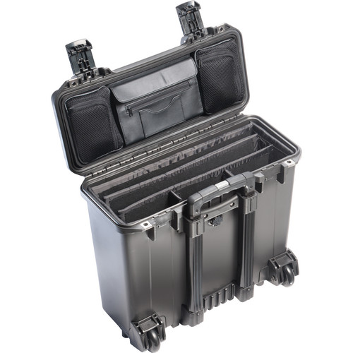 Pelican Storm iM2435 Top Loader Case with Divider/Organizer (Black)