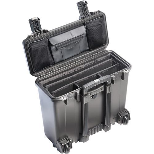 Pelican Storm iM2435 Top Loader Case with Divider/Organizer (Black)