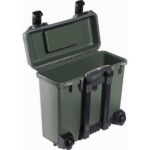 Pelican Storm iM2435 Top Loader Case with Divider/Organizer (Green)