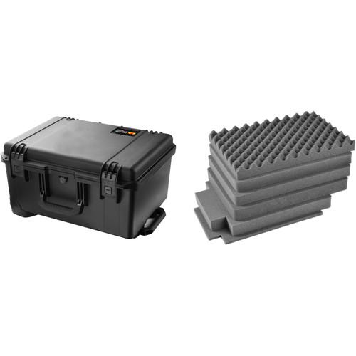 Pelican iM2620 Storm Case with Foam Set (Black)
