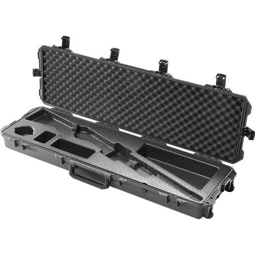 Pelican iM3300 Storm Case with Molded Foam Interior for Shotguns (Black)