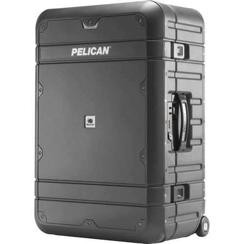 Pelican BA27 Elite Weekender Luggage (Gray & Black)