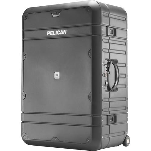 Pelican BA30 Elite Vacationer Luggage (Gray and Black)