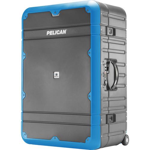 Pelican BA30 Elite Vacationer Luggage (Gray and Blue)