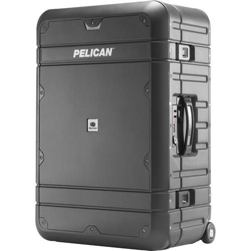 Pelican EL27 Elite Weekender Luggage with Enhanced Travel System (Gray and Black)