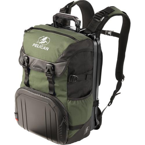 """Pelican ProGear S100 Sport Elite 17"""" Laptop Backpack (Green)"""