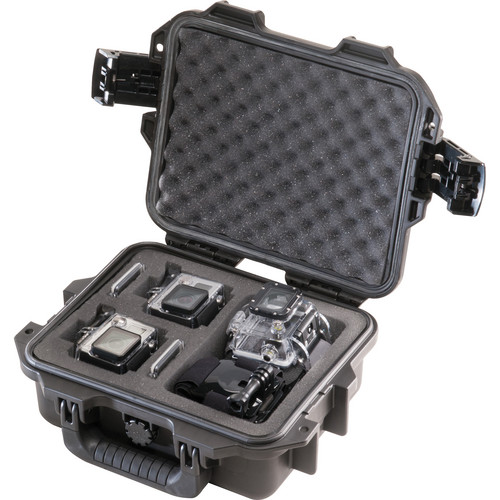 Pelican iM2050GP2 Storm Case with Foam for Two GoPro HERO Cameras (Black)