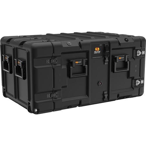 Pelican Super-V Rackmount Case with M6 Threads (7 RU)