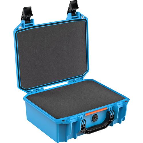 Pelican Vault V200 Medium Case with Foam Insert (Marine Blue)