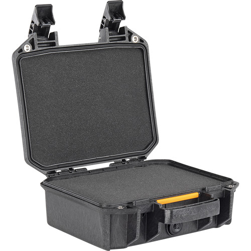 Pelican Vault V100 Small Case with Foam Insert (Black)