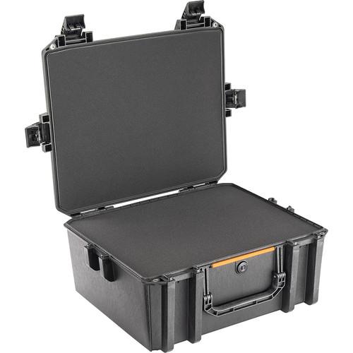 Pelican Vault V600 Large Equipment Case with Foam Insert (Black)