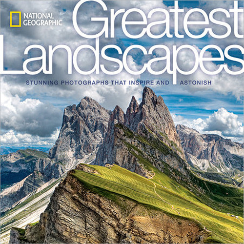 Penguin Book: National Geographic - Greatest Landscapes: Stunning Photographs that Inspire and Astonish (Hardback)