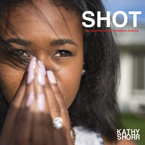 Penguin Book: SHOT: 101 Survivors of Gun Violence in America (Hardcover)