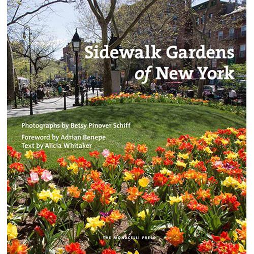 Penguin Book: Sidewalk Gardens of New York (Hardcover)