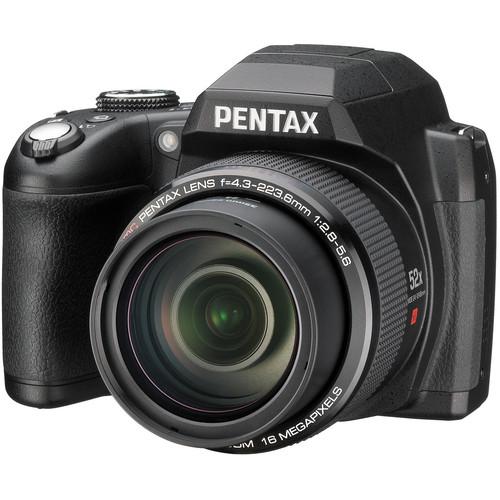 Pentax XG-1 Digital Camera (Black)