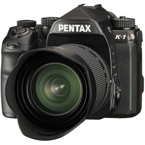 Pentax K-1 DSLR Camera with 28-105mm Lens